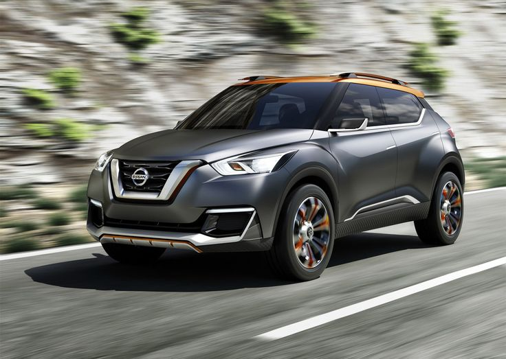 Foto de Nissan Kicks Concept (9/26)