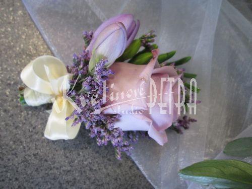 Svatební květiny | Korsáž pro ženicha | Korsáž pro ženicha č. 10. | Květiny online, prodej a rozvoz květin