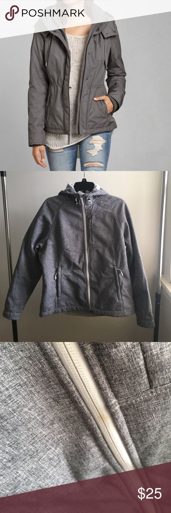 ⭐️ 30% OFF BUNDLES ⭐️ KIRKLAND brand women's outdoor jacket, with warm lining. Has signs of wear see photo, some discoloration on interior sleeve but may be removed with stain remover. All offers welcomed kirklands Jackets & Coats Utility Jackets