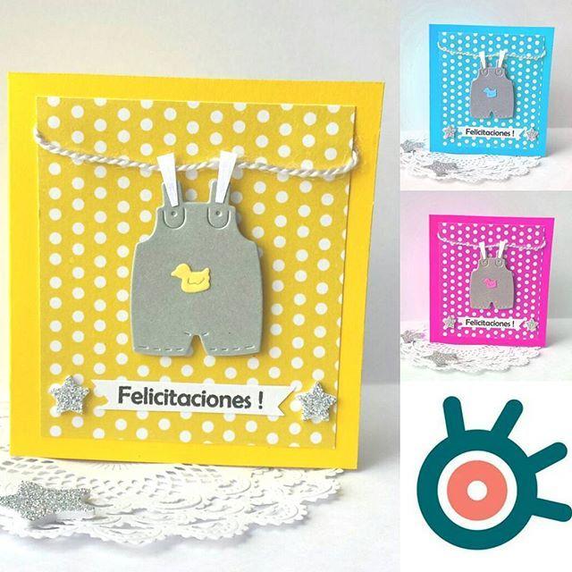 Tarjetas para acompañar tus regalos para bebes.