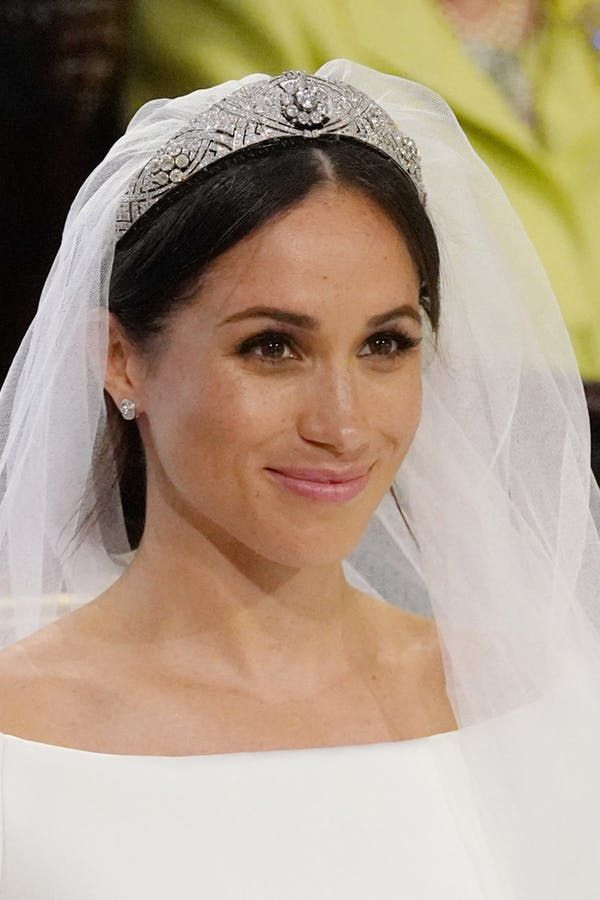 Everything You Need to Know About Meghan Markle's Wedding Hair and Makeup