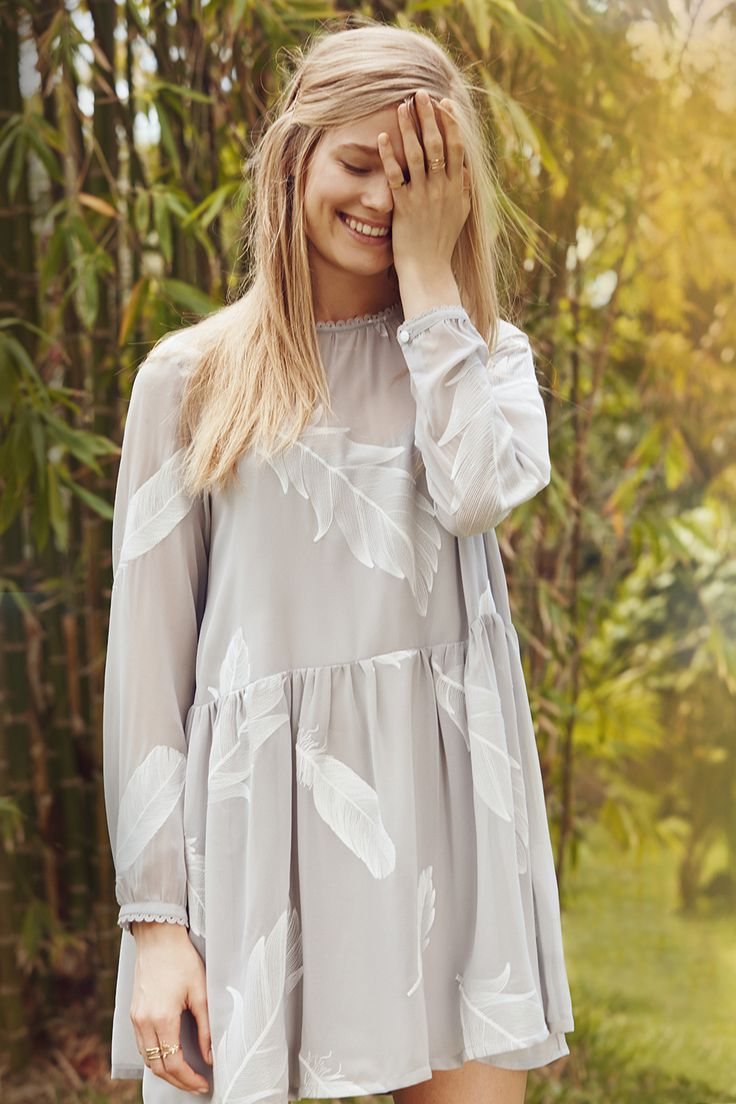 Little White Lies Charli Dress // urban outfitters