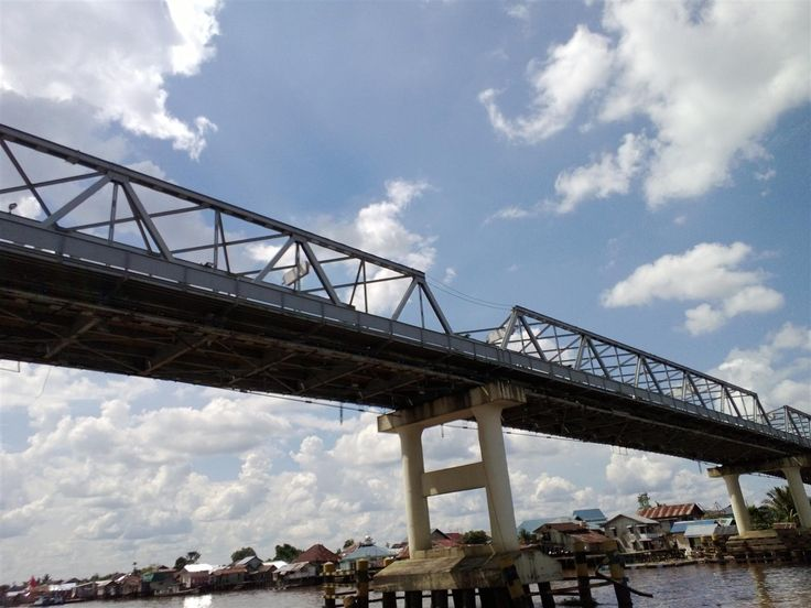 Kapuas Bridge, Pontianak