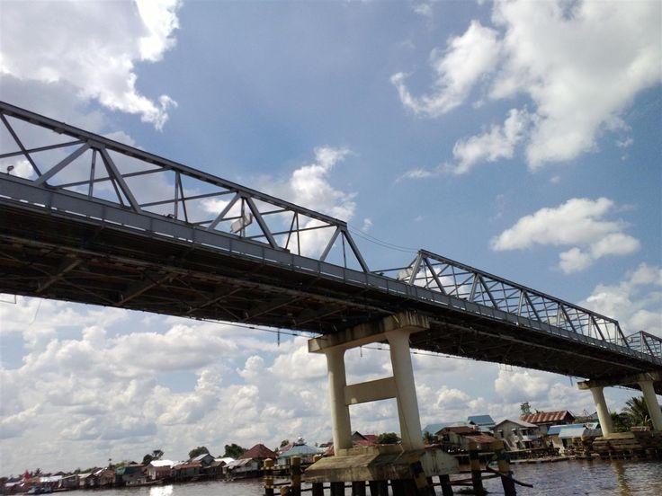 Kapuas Bridge, Pontianak