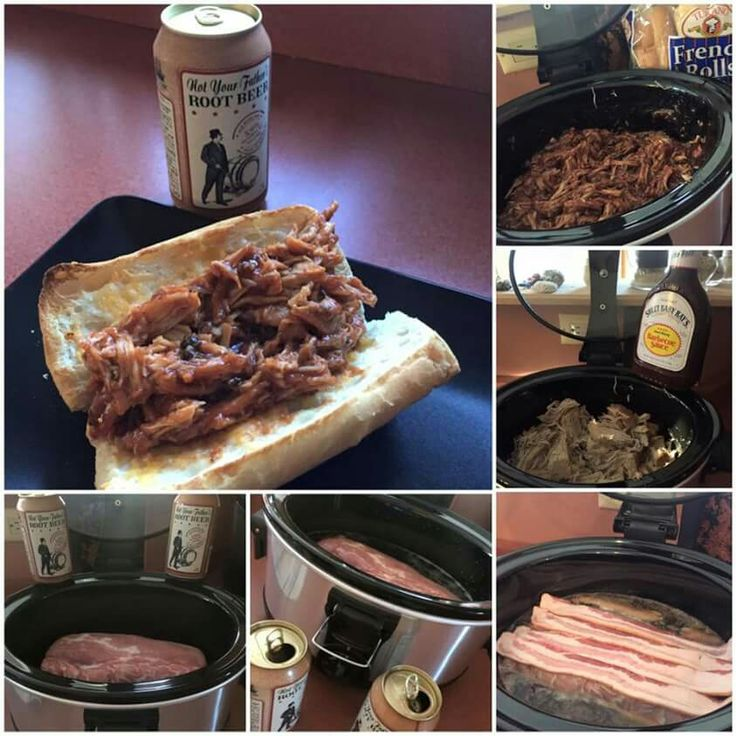 Not your fathers rootbeer pulled pork