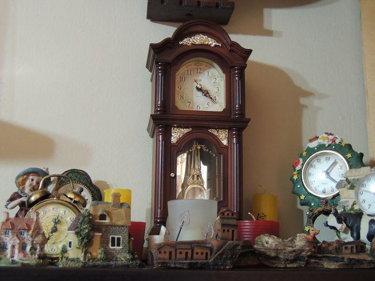 Relógios são relógios... Foto:Acervo Arte & Cozinha-Heda Seffrin