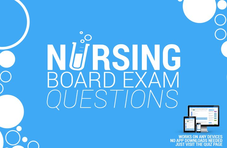 Nursing Board Exam Questions - Free Board Exam Questions - Nurseslabs.  Med surg and mental questions!!