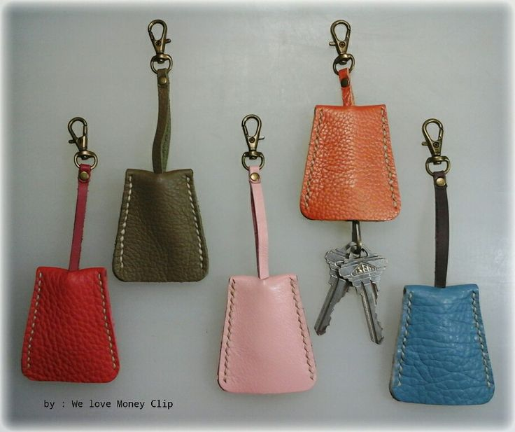cute key cover leather handmade