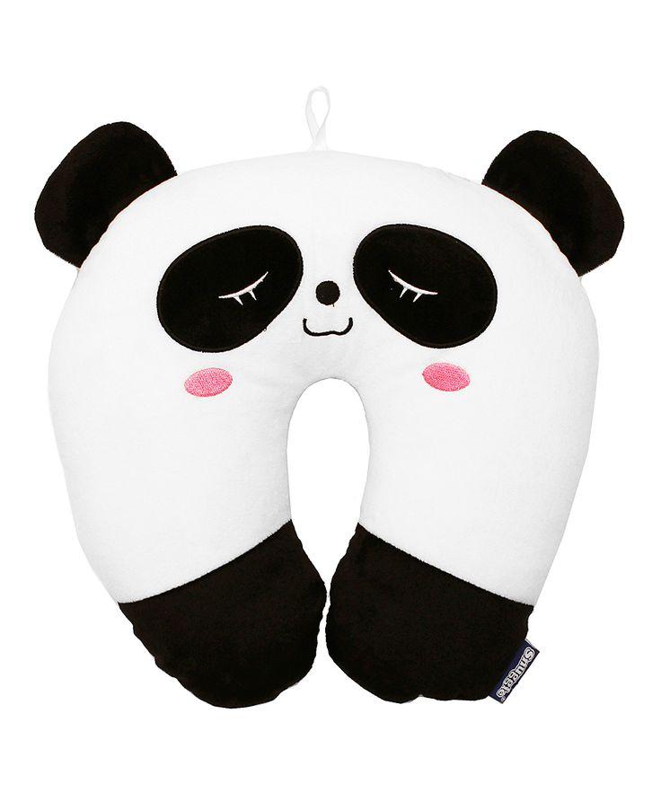 Panda Neck Pillow