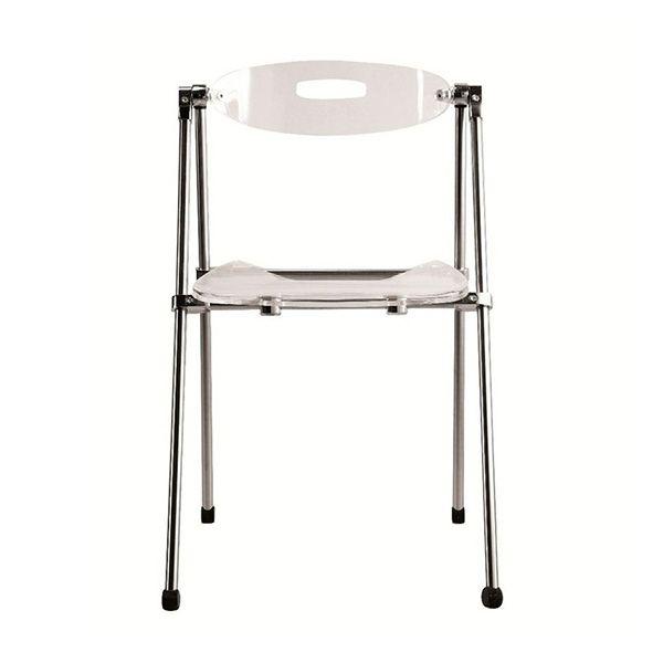 Ghost Folding Chair | dotandbo.com | Furnish | Pinterest ...