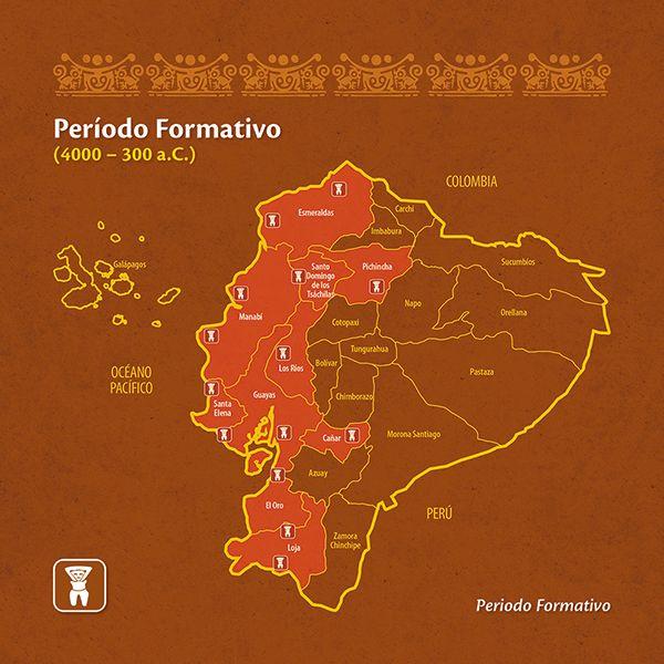 Aparecen ya propiamente aldeas agrícolas, la agricultura aunque incipiente se instala como el sustento económico principal.