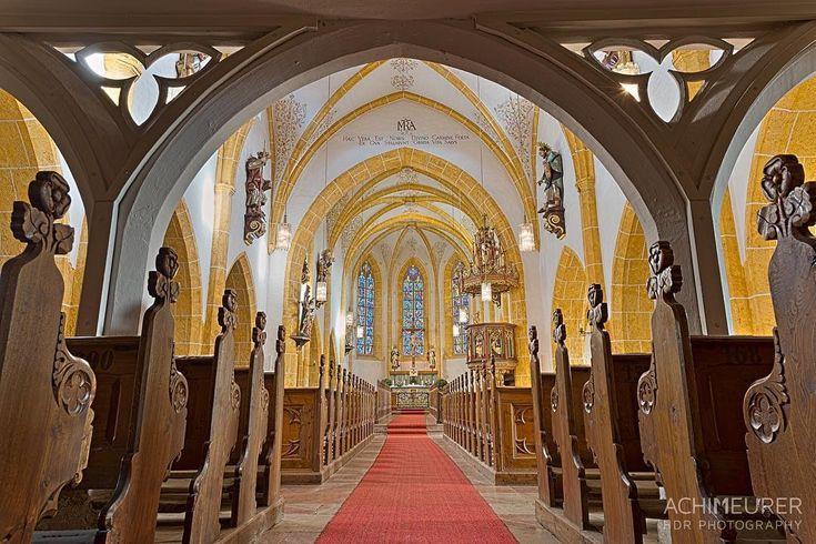 The catholic church in Altenmarkt #altzau #discoveraustria ...