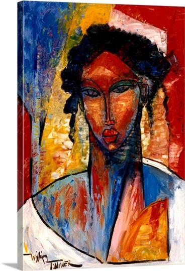 A Nubian Lady II