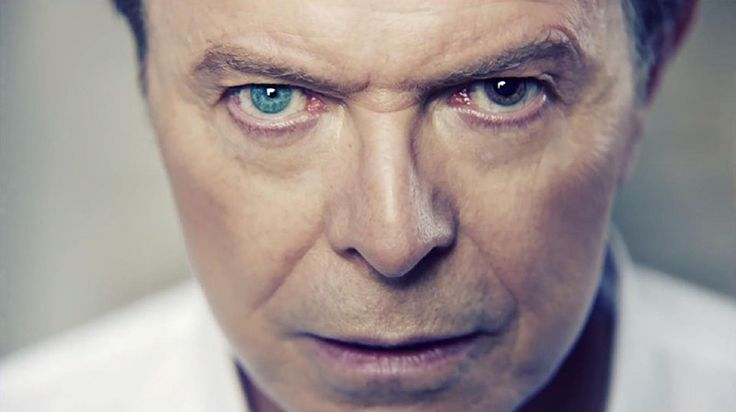 Anisocoria The Mystique of David Bowie