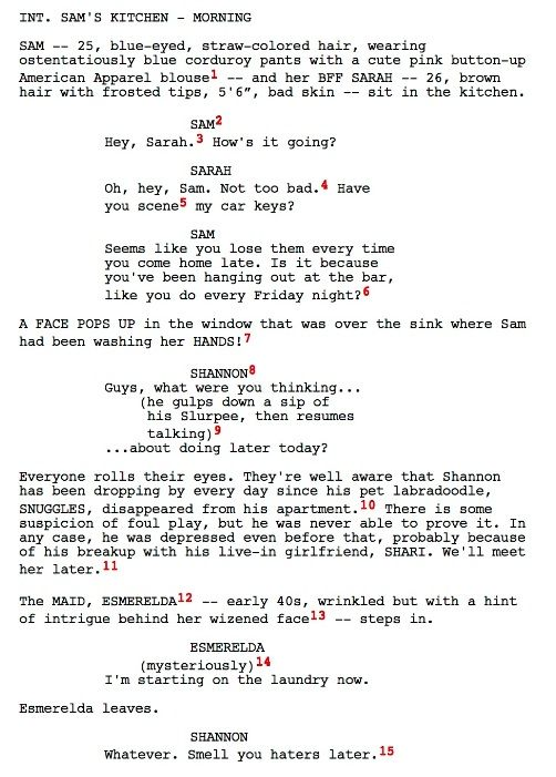 How To Write A Screenplay You Can Sell
