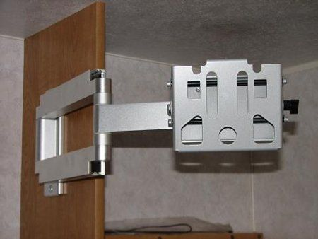 On Cabinet  This method is very popular as its the most simple to install and there are typically many areas of an RV in which to secure the...