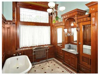 15 best Old House Bathrooms images on Pinterest Victorian