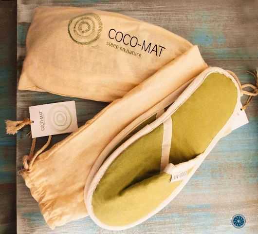 #Cocomat Slippers Discover Cocomat at http://www.elakati.com/hotel/coco-mat-experience/