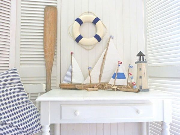 DIY Projects: Fascinating DIY Nautical Decoration Ideas That Makes ...