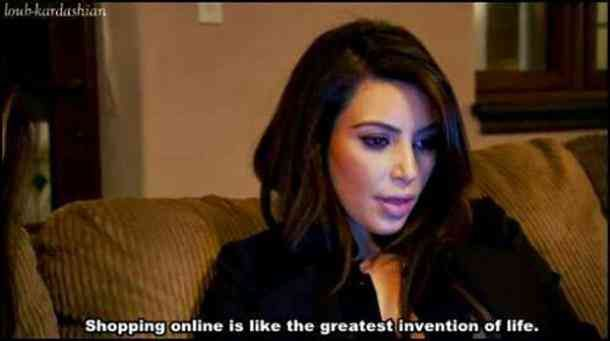 25 Funny And Totally Relatable Quotes From The Kardashians Kardashian Quotes Kardashian Kim Kardashian