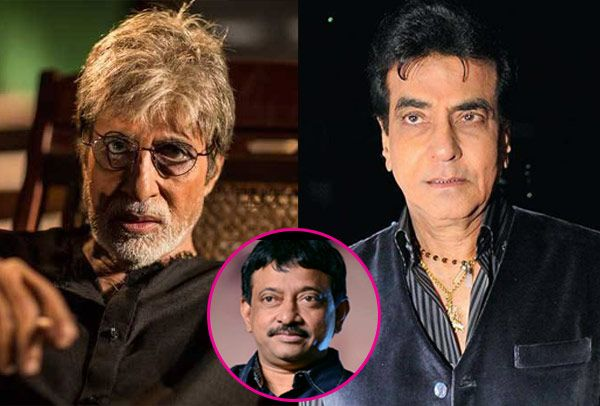 Here's why Ram Gopal Varma feels that Jeetendra could not have played Amitabh Bachchan's role in Sarkar 3 #FansnStars