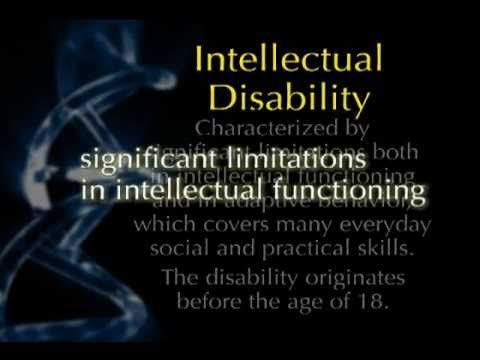 ▶ What is Intellectual Disability? - YouTube