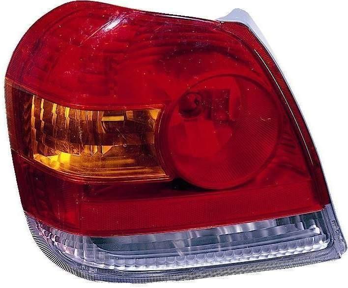 Toyota Echo Coupe / Sedan 03-05 Tail Light Unit RH USA Passenger Side