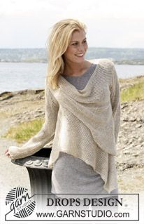 We love linen! Our customers are loving this knit wrap. Knit your own in Fibra Natura FLAX Linen. Find the colors at www.nordicmart.com!