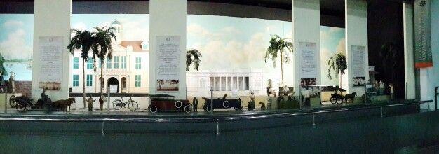 Miniature of Kota Tua,Jakarta