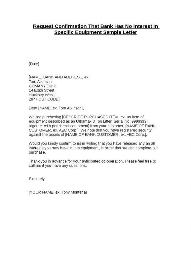 customer letter template