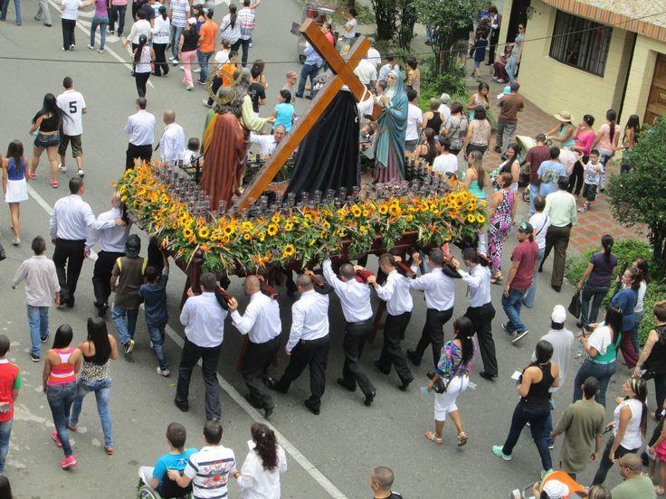Semana Santa en Envigado
