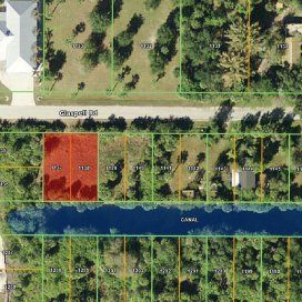 LandCentury.com offers great deal on residential vacant land for sale in Florida. Fresh waterfront canal lot in Punta Gorda!