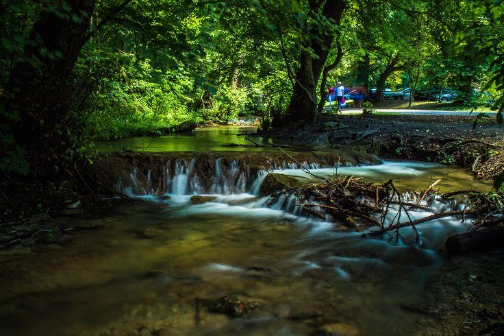 Mini waterfall in Bükk Photo by ©Timea Mia Medveczki