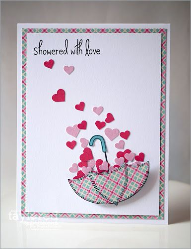 The Stampin' Bean: Showered With Love