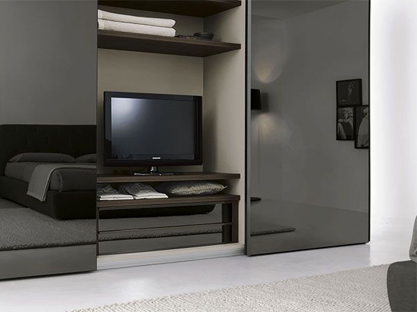 armadio camera da letto con vano tv ~ just another wordpress ... - Armadio Porta Tv Camera Da Letto