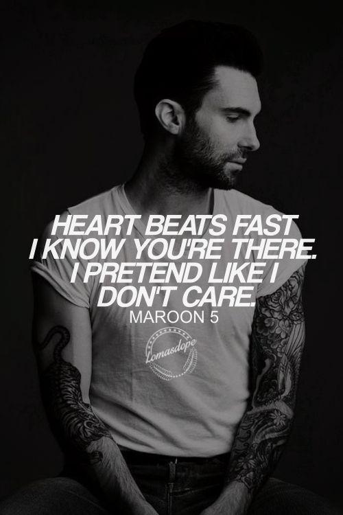 Beating faster hearts lyric teen seems brilliant
