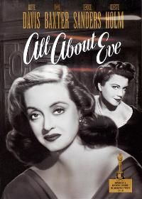 late 40's? Greatest Bette Davis Movie ever.  Ann Baxter is sooo evil.  One of Marilyn Monroe's first film roles. http://www.bing.com/images/search?q=1950%27S+Horror+Movie+Posters&view=detail&id=9701E71A551911D53A0D2F10D1803AC64F42663A&first=631