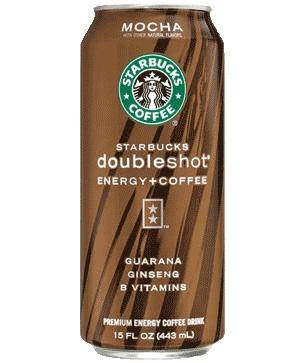 Starbucks Doubleshot® Energy+Mocha Drink