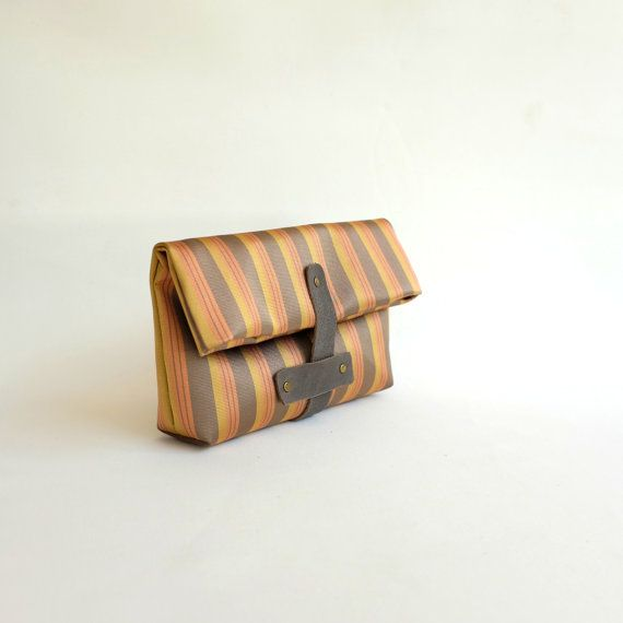 Clutches  / Orange Clutch / Evening Bag / Clutch by MikuyaBags