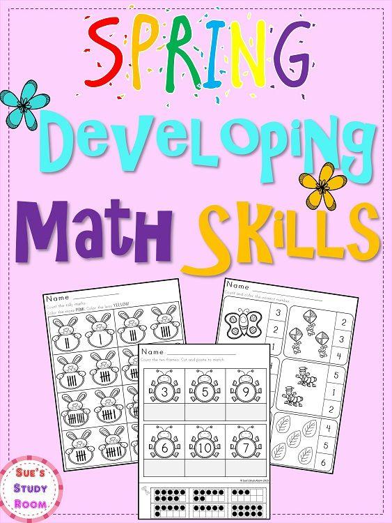 Developing mathematics learning skills essay