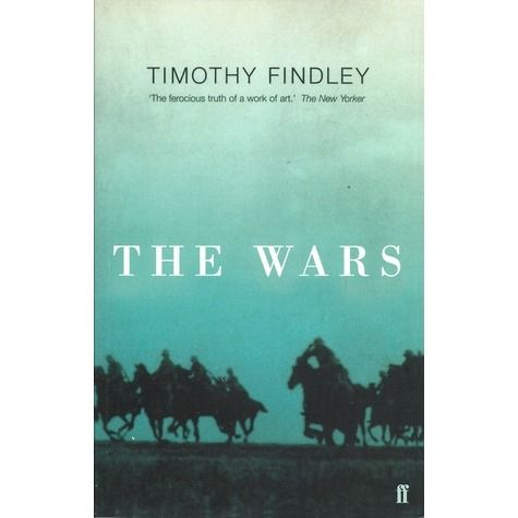 robert ross and the wars Timothy findley's novel the wars won the governor general's literary award   the protagonist of timothy findley's third novel is robert ross,.
