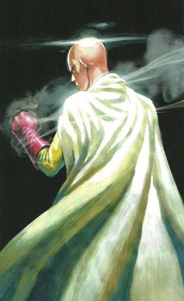One Punch Man - Saitama - OP Man - Yuusuke Murata illustrations