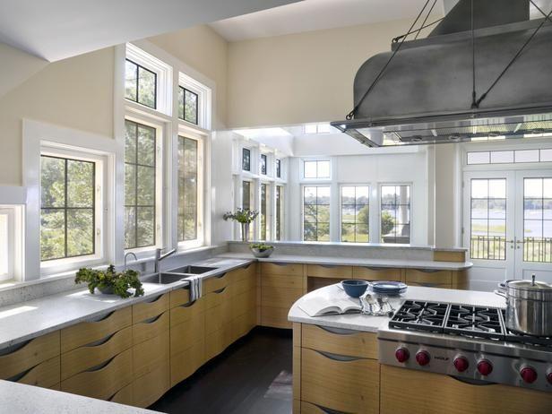 7 Coastal-Inspired Kitchens : Kitchen Remodeling : HGTV Remodels
