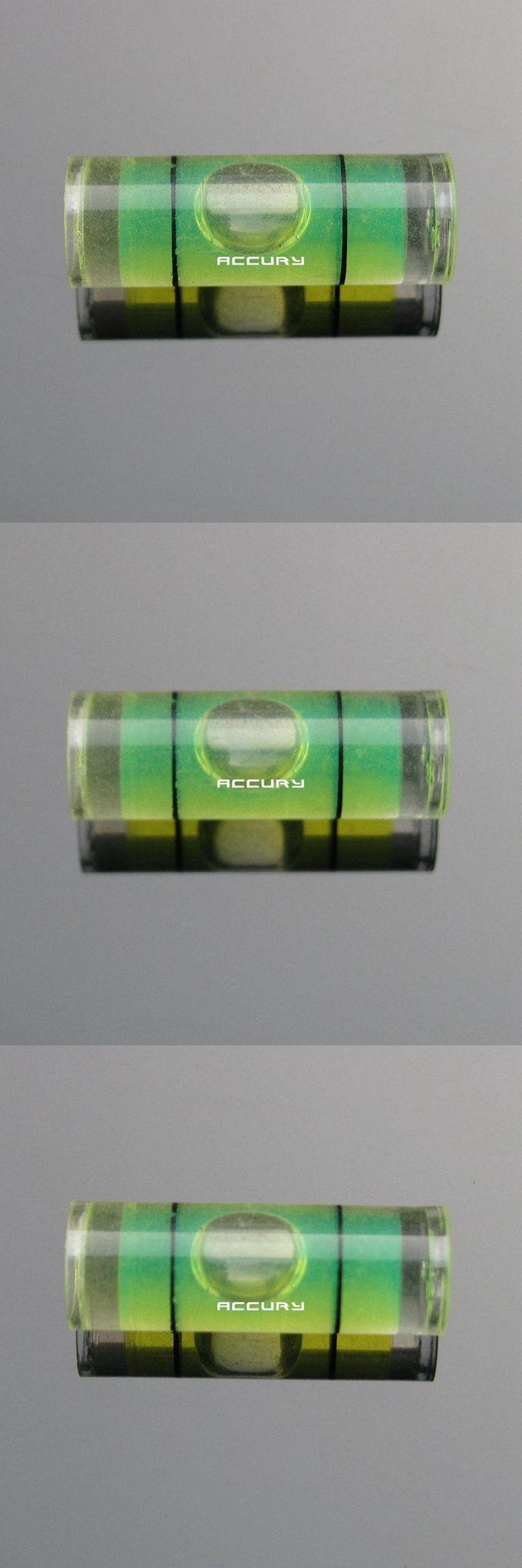 [Visit to Buy] HACCURY 1pcs 8*23mm Acrylic Tubular Spirit Level Mini Cylinder Plastic Vial water level indicator #Advertisement