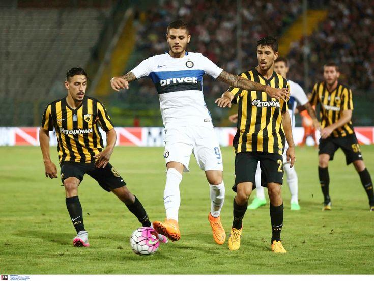 Φιλικός Αγώνας: Ίντερ- ΑΕΚ 0-0