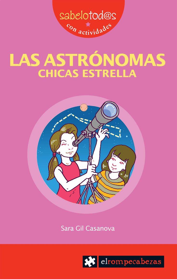 """¿Cómo funciona el Universo? Ésta es la historia de muchas chicas que se preguntaron eso mismo y se propusieron lograr una respuesta. Entre ellas están: Hipatia, la gran sabia de la Antigüedad, Caroline Herschel, la cazadora de cometas, Maria Mitchell, la astrónoma maestra, Cecilia Payne, que descubrió lo que había dentro del Sol, Margaret Burbidge, la del telescopio espacial, Vera Rubin, la de la misteriosa materia oscura, Jocelyn Bell, la de los """"marcianos"""", y Sally Ride, la astronauta."""