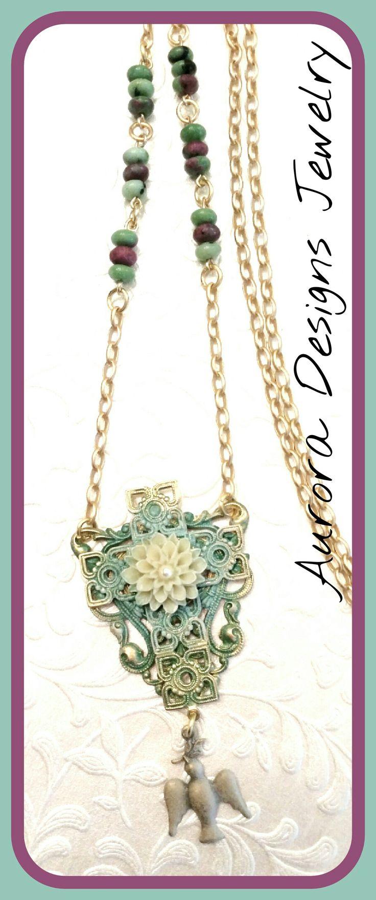 Change It Up Challenge  Aurora Designs Jewelry by Marcia Tuzzolino