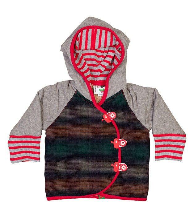 Oracle Jacket, Oishi-m Clothing for kids, circa 2015, www.oishi-m.com