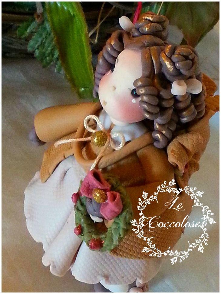Porcellana fredda- Polymer clay-Porcelana fria-.pasta di mais