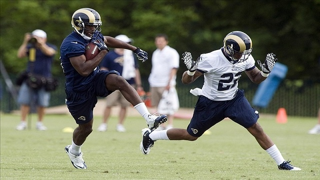 Brian Quick Trails Chris Givens In Rams' Current Receiver Hierarchy